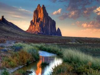 обои Шипрок в Нью-Мексико фото