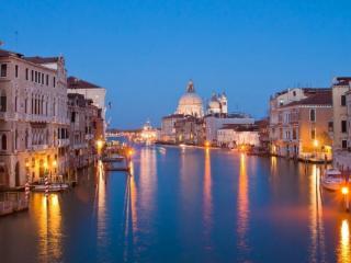 обои Рассвет в Венеции фото