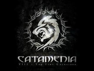 обои Нaдпись catamenia фото