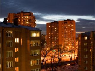 обои Вечерний Дмитров фото