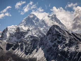 обои Азия - гора Эверест фото
