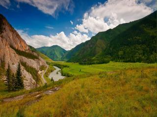 обои Алтайский край фото