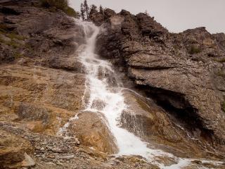 обои Водопад Ширлак фото