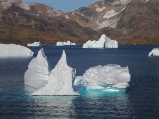 обои Корабли Гренландии фото