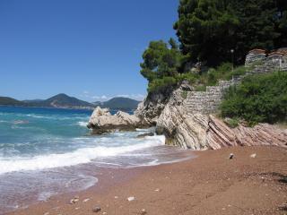 обои Тёплое море Черногории фото