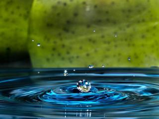 обои Водный бриллиант фото