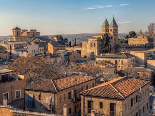 обои Толедо. Испания фото