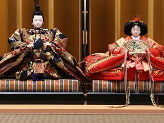обои Двe куклы восточной культуры фото