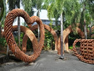 обои Тропический парк Нонг-Нуч фото