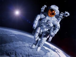 обои Астронавт фото