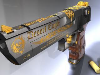 обои Пистолет desert eagle 2 фото