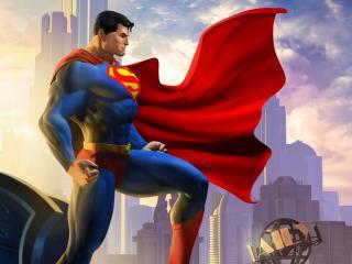 обои Супермен фото