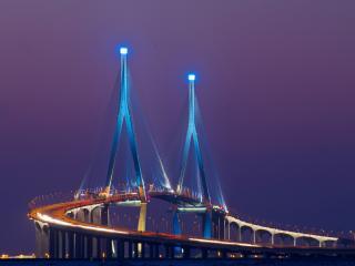 обои Мост в Южной Корее фото