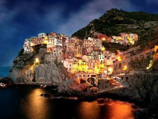 обои Побережье Италии фото