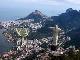 обои Рио-де-Жанейро столица Бразилии фото