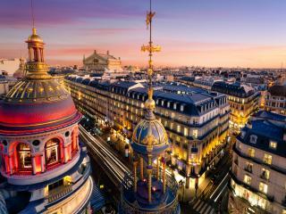 обои Франция гранд-опера фото