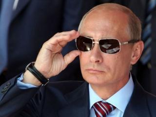 обои Путин В.В. - Президент РФ фото