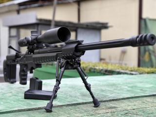 обои Снайперская крупнокалиберная винтовка фото
