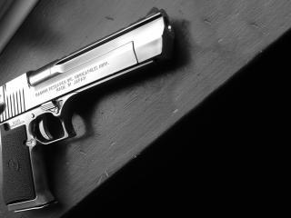 обои для рабочего стола: Красивый пистолет Magnum