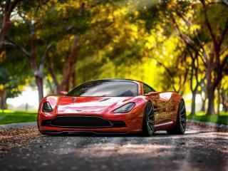 обои Aston Martin фото