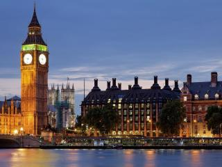 обои Биг-Бен. Лондон. Англия фото