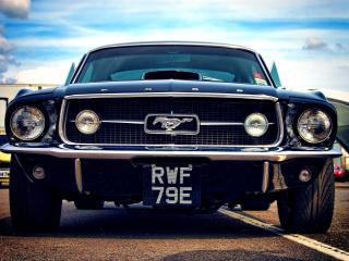 обои Mustang фото