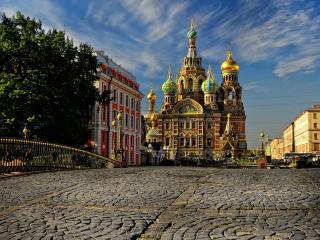 обои Собор Санкт-Петербурга фото
