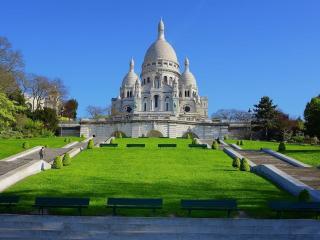 обои Базилика Святого Сердца. Париж фото