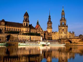 обои Дрезден. Германия фото