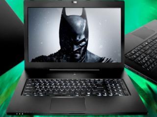 обои Игровой ноутбук iBuyPower Battalion Ultra-thin MS1771 фото