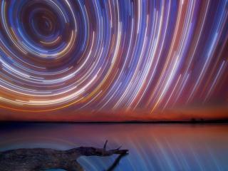 обои Небесных звёзд движение фото