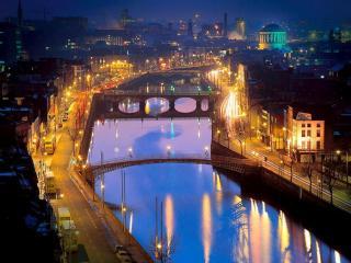 обои Дублин. Ирландия фото