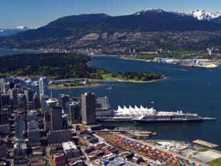 обои Канада. Ванкувер фото