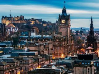 обои Эдинбург. Шотландия фото