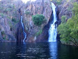 обои Водопад - Национальный парк Какаду. Австралия фото