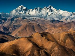 обои Горы Гималаи фото