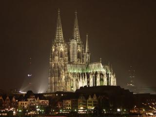 обои Кельнский собор. Германия фото