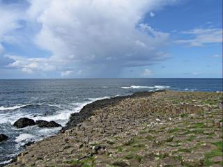 обои Побережье Северной Ирландии фото