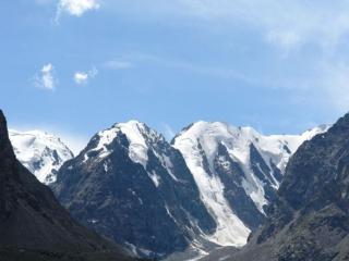 обои Алтайские горы фото