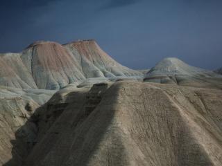 обои Белые горы. Заповедник Алтын Емель,   Ак-Тау фото