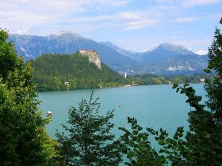 обои Словения. Озеро Блед фото
