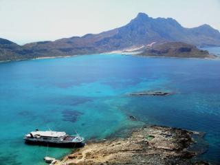обои Остров Грамвуса,   Крит,   Греция фото