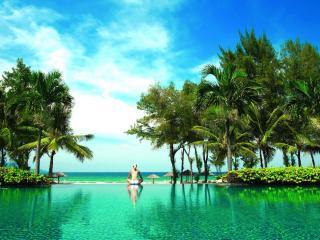 обои Пляж. Вьетнам. Фантьет фото