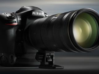 обои Фотоаппарат Nikon d4 фото