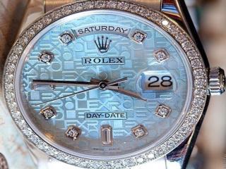 обои Часы Ролекс фото