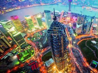 обои Шанхай – это Восточный Париж фото