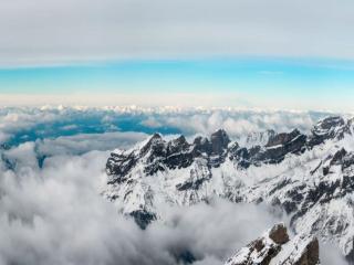 обои Швейцарские горы фото