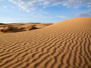 обои Песочные барханы фото