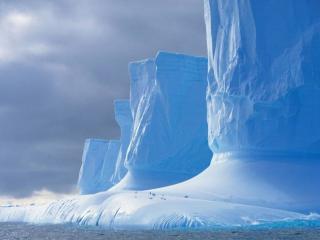 обои Айсберги Антарктиды фото