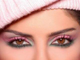 обои для рабочего стола: Карие глаза